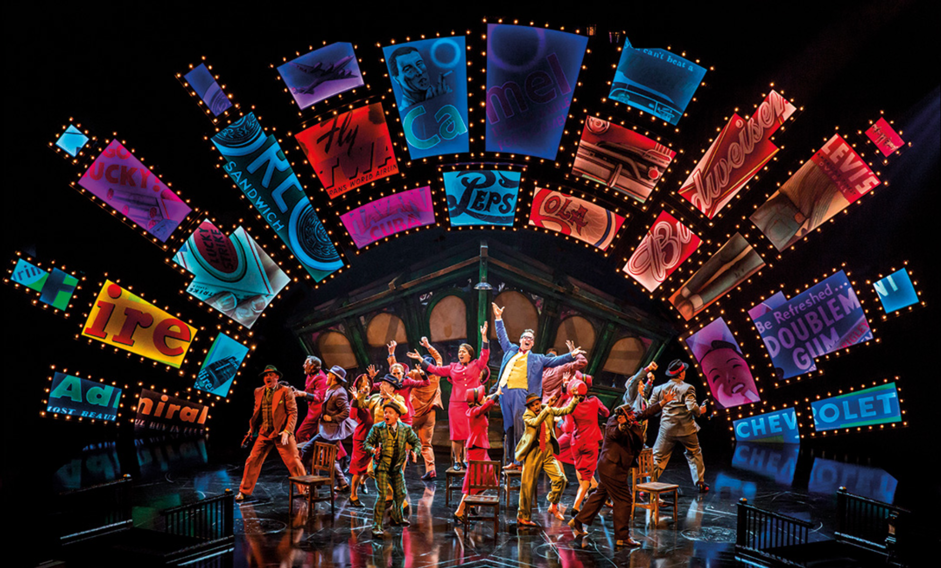Guys and Dolls UK Tour