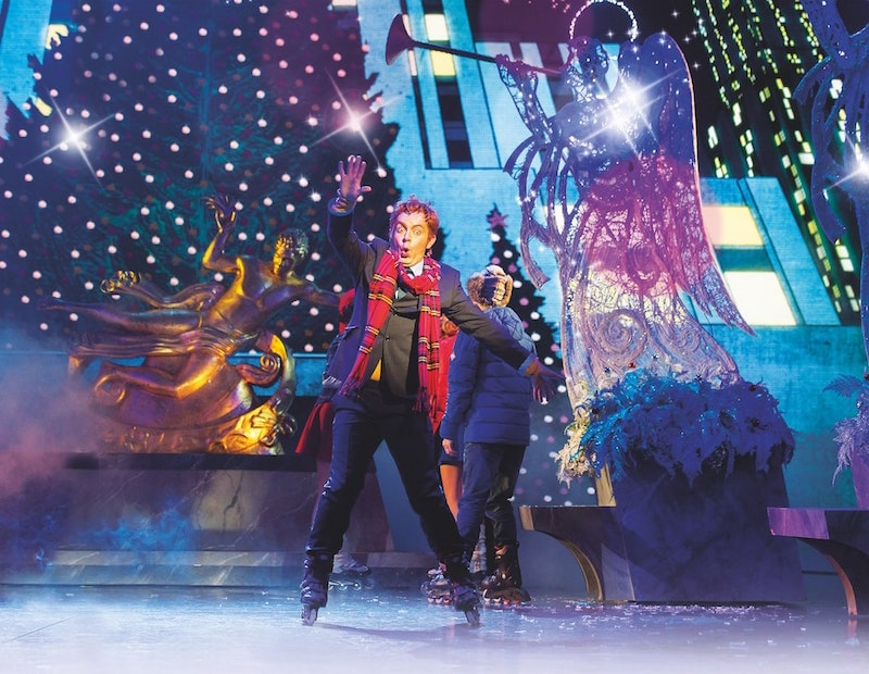 Elf the musical uk tour review