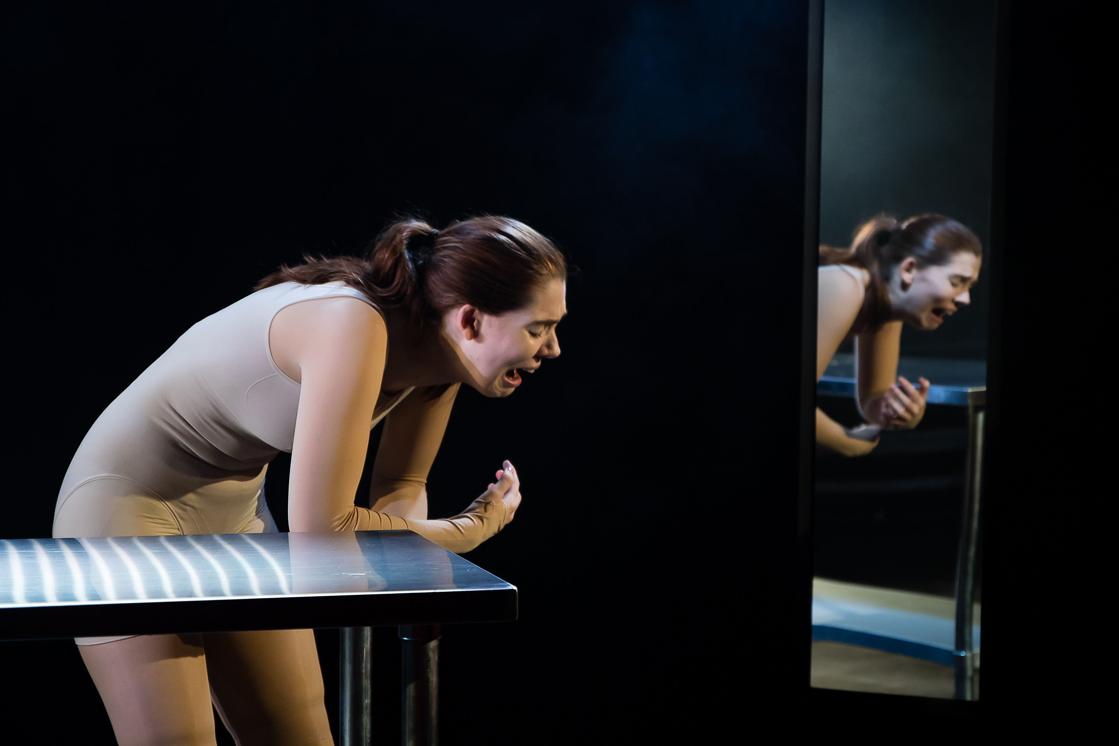 Dust Milly Thomas and Sara Joyce Trafalgar Studios