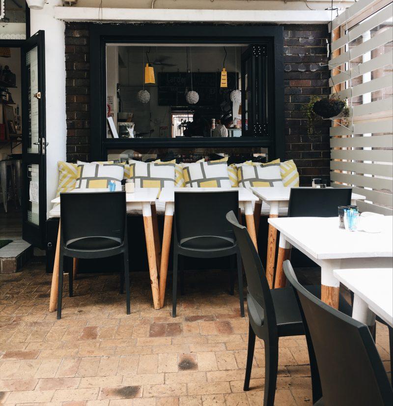 topknotch blog The Larder coffee shop