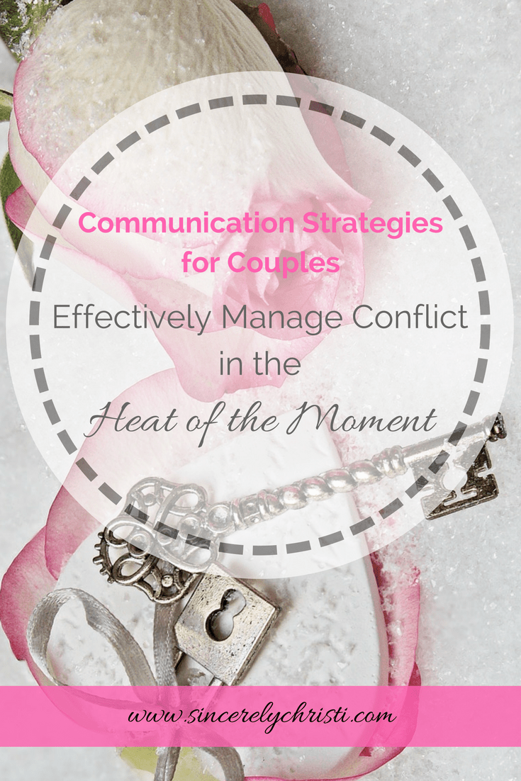 conflict, communication, relationship