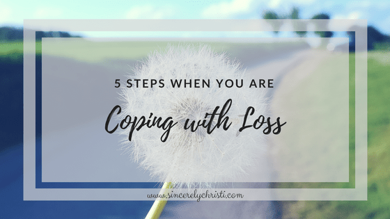 5 Steps When You are Coping With the loss of a Father