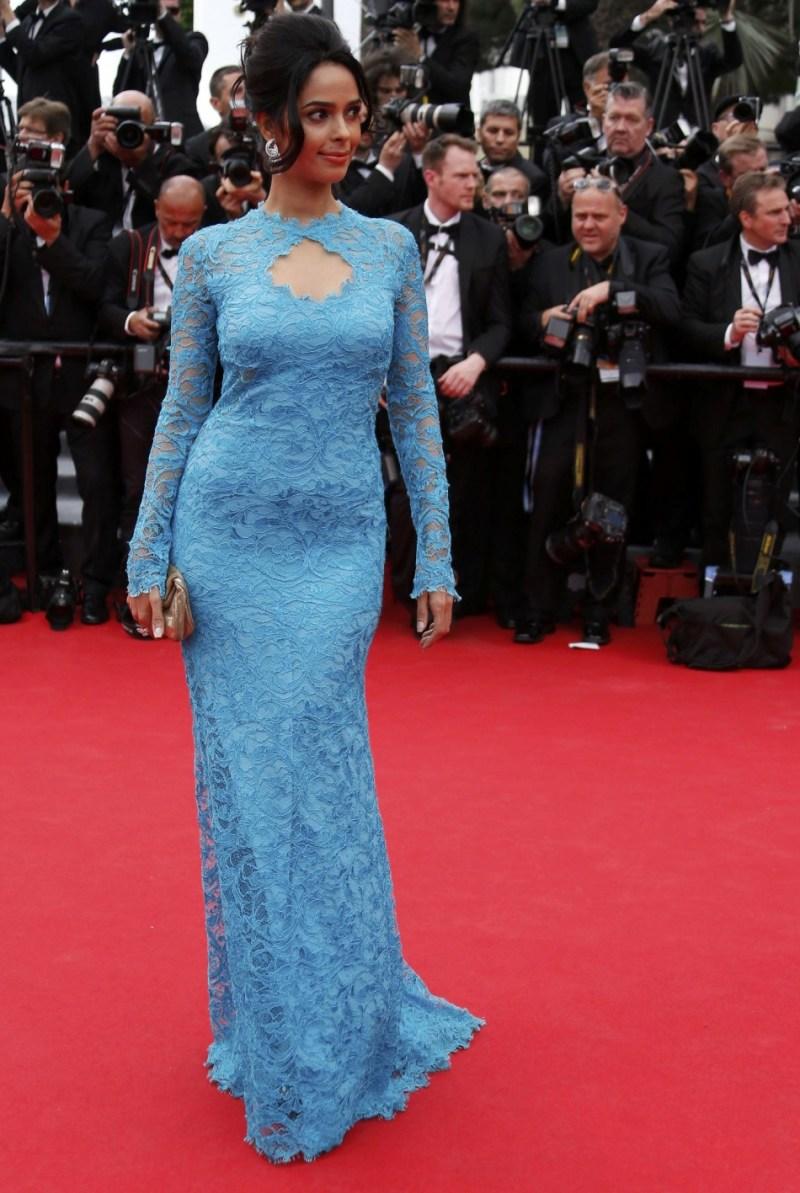 Sonam Kapoor at Cannes 2014