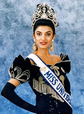 India - Sushmita Sen (2004)
