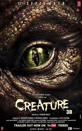 creature 3 d