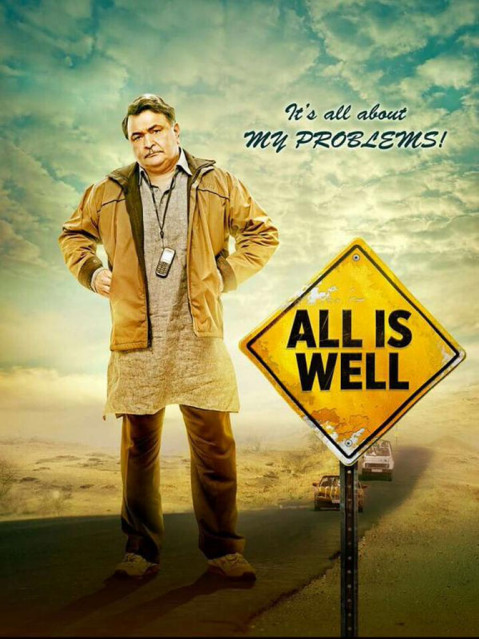 rishi kapoor all is well