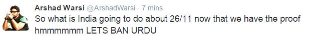 arshad warsi tweet