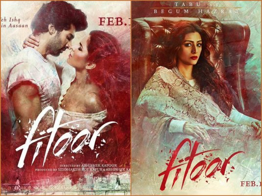 fitoor-posters