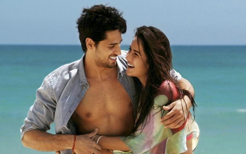 Katrina-Kaif-With-Sidharth-Malhotra-In-Baar-Baar-Dekho