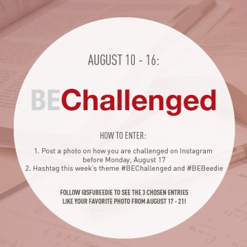Theme 6: #BEChallenged