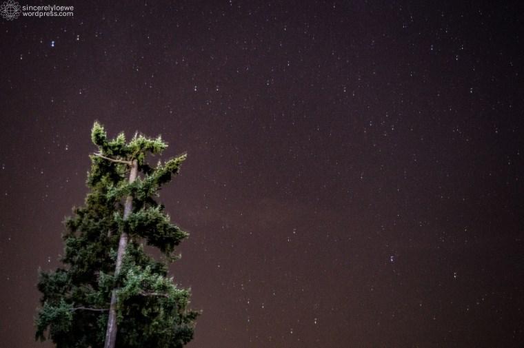 08.23.15. // My first good star photo! YAY!