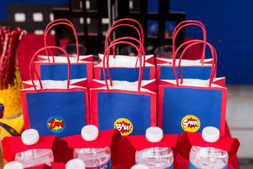 Superman Themed First Birthday Party | Sincerely Mama Malak