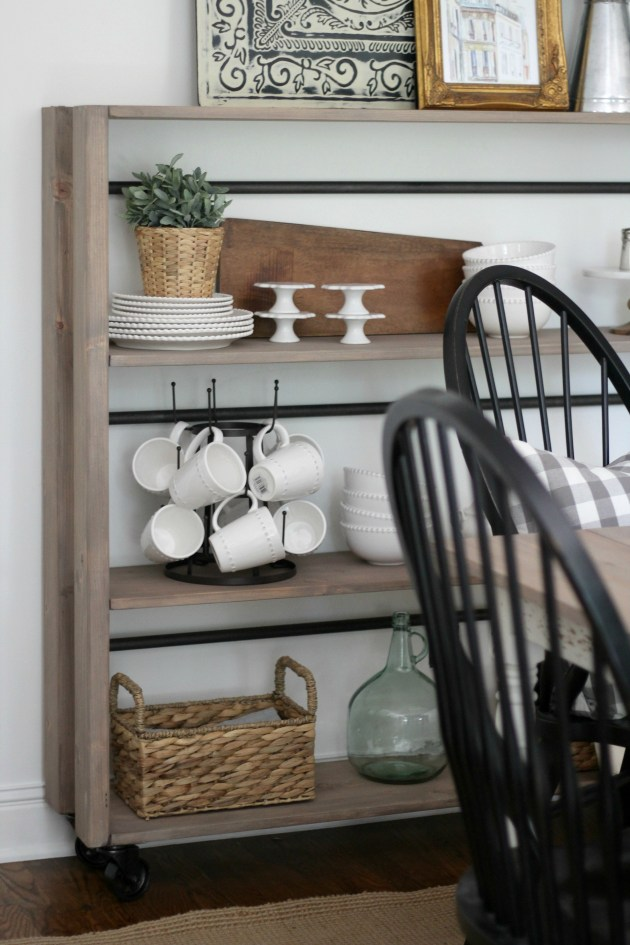 Our Colonial Home Dining Room Makeover
