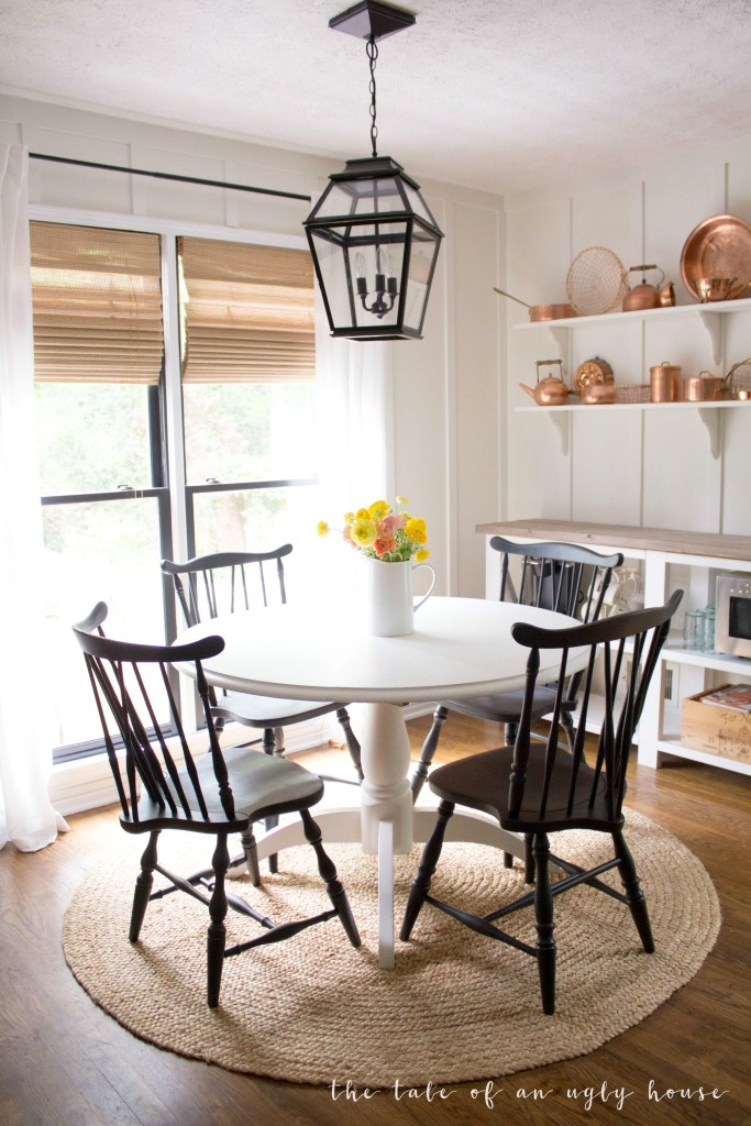 Our Freshly Painted Dining Chairs Our Favorite Furniture Paint