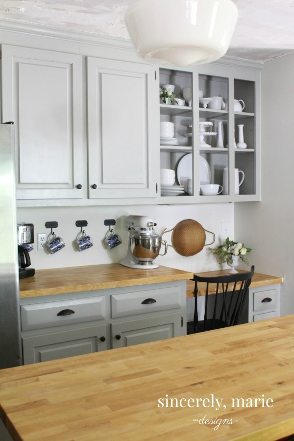 Kitchen Cabinets Vs Opening Shelving Thoughts On Both