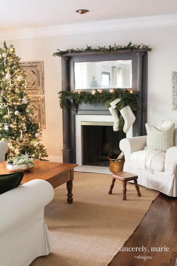 Timeless Christmas Home