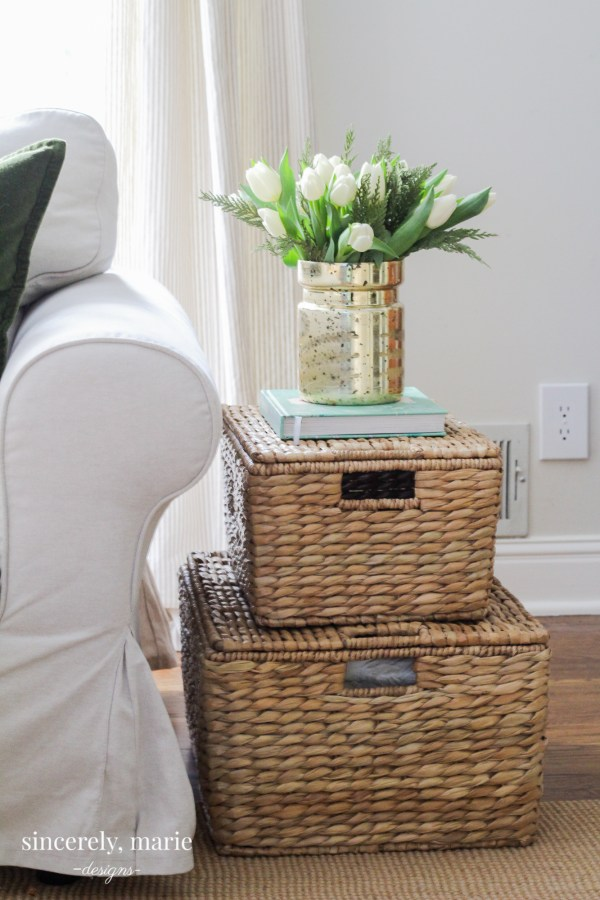 The Perfect End Table Alternative