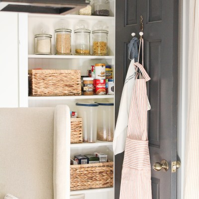 Our Budget-Friendly Pantry Makeover