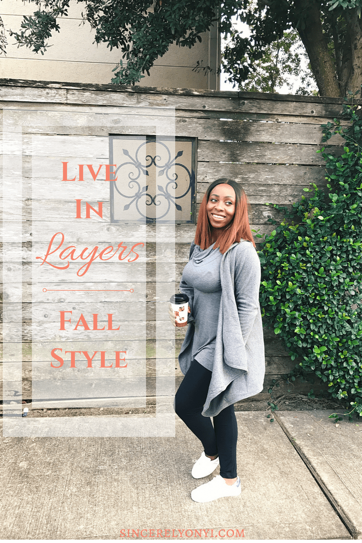 Living in Layers | Fall Fashion