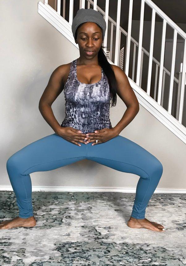 improve postpartum bladder leakage kegels