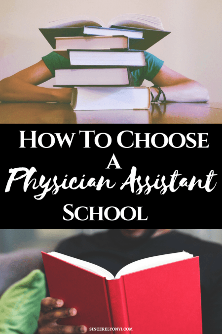 How To Choose A Physician Assistant School
