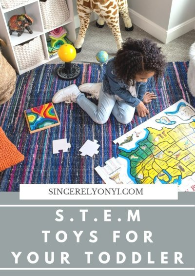 S.T.E.M Toys For Your Toddler