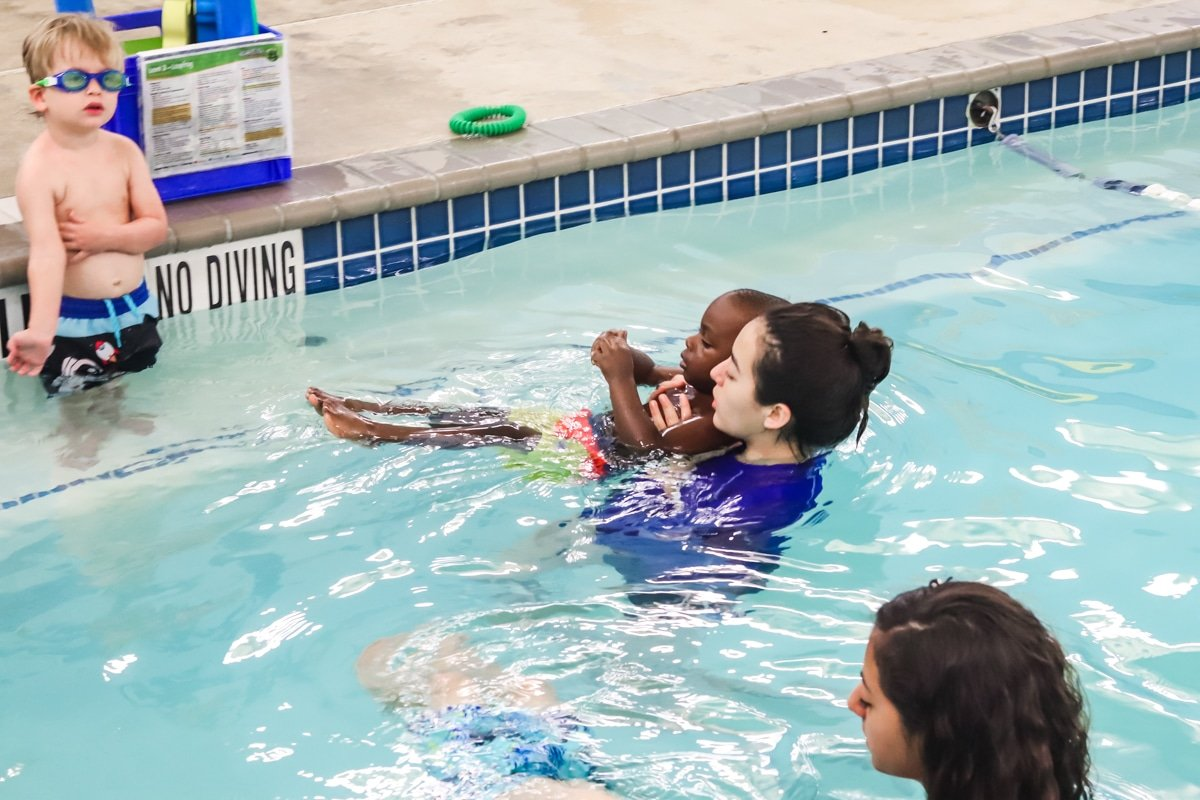 Tips To Improve Toddler Swim Lessons