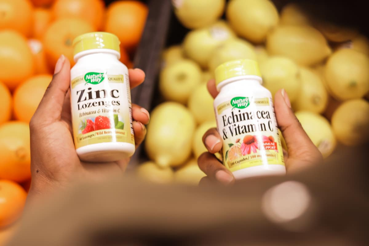 7 Natural Supplements In Our Medicine Cabinet