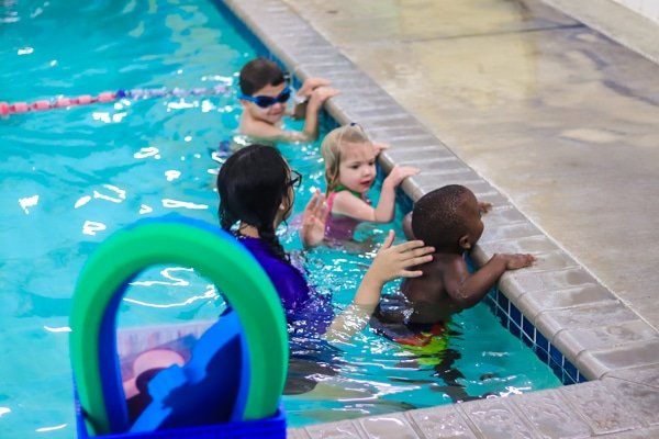 Why Swim Lessons Are Needed Year Round
