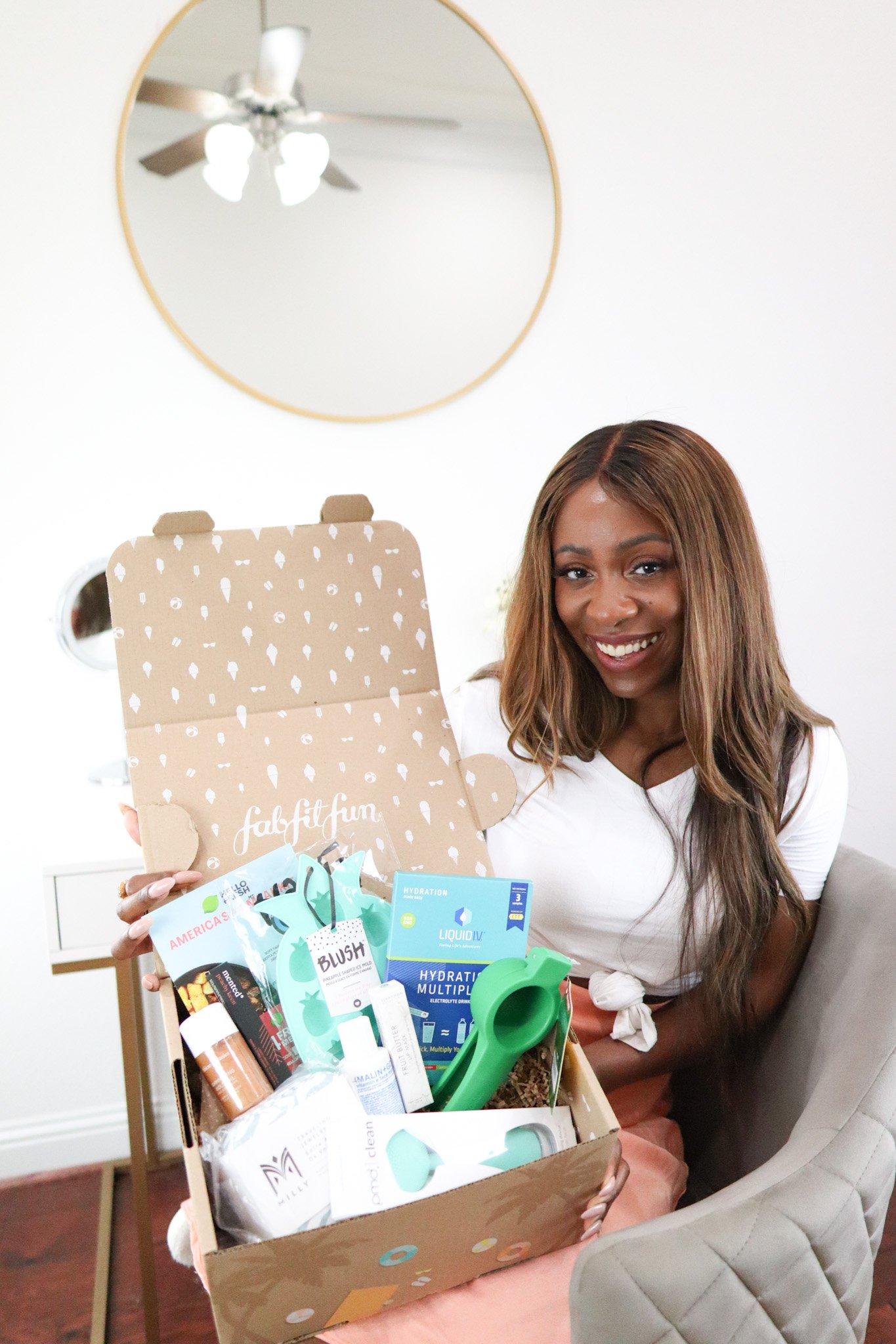 Subscription Beauty Box Review: FabFitFun