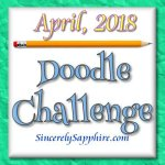 April 2018 Doodle Challenge