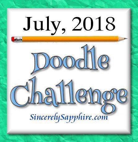 Doodle Challenge for July 2018