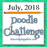 July 2018 Doodle Challenge