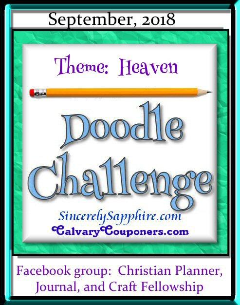 September 2018 Doodle Challenge