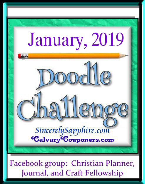 Doodle Challenge for January 2019