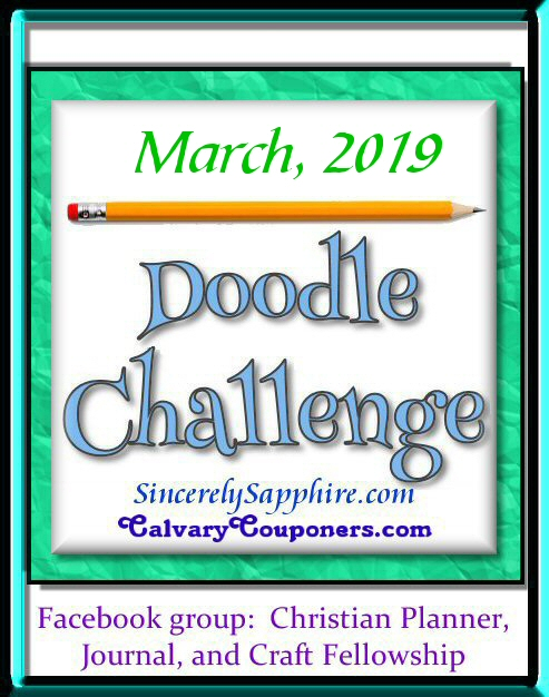 Doodle Challenge for March 2019