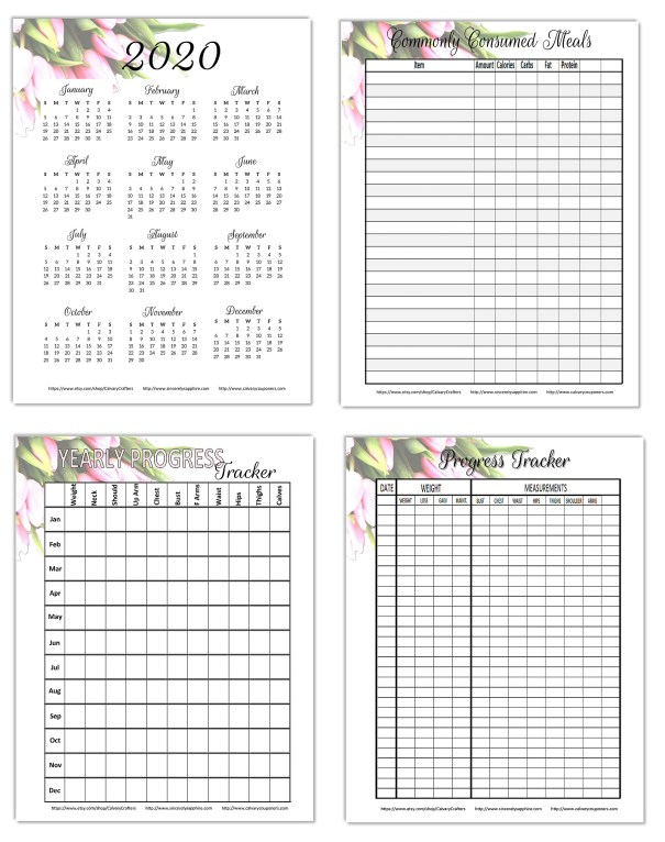 Healthy Lifestyle starter pages thumb