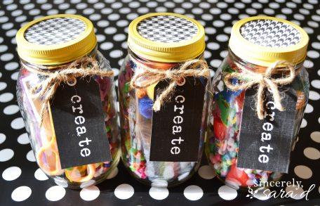 Creative Jar 9