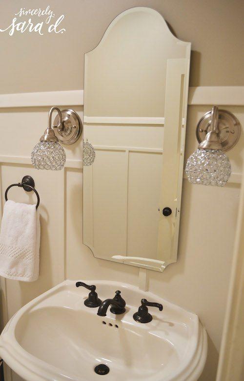 Bathroom Wainscoting