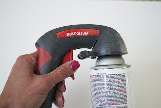 Spray Paint Attachment