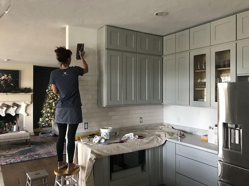 Kitchen Remodel   Week 9