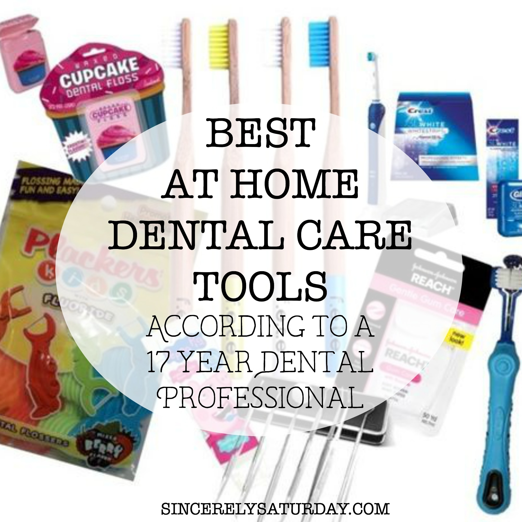 BEST AT HOME DENTAL TOOLS: ACCORDING TO A 17 YEAR DENTAL PROFESSIONAL - WISH LIST WEDNESDAY 16