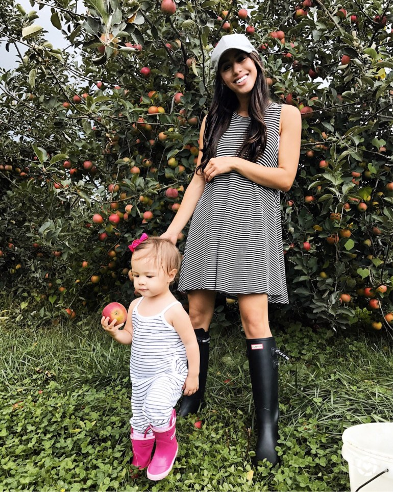 hunter boots on sale fall nordstrom mommy and me sincerely styled brittany seiden