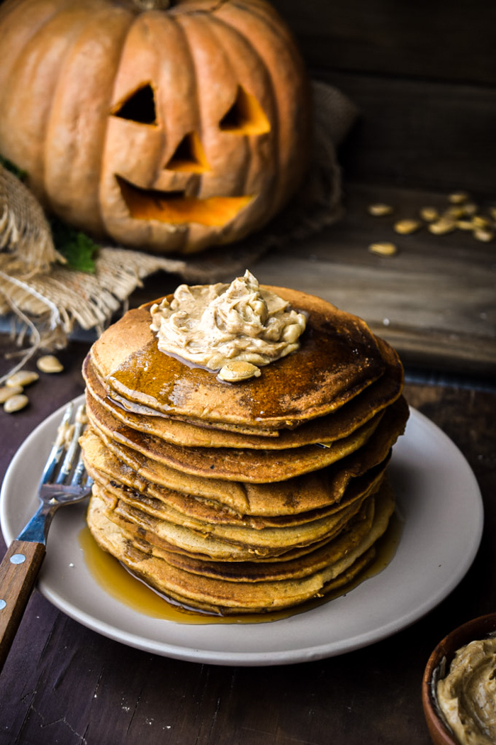 pumpkin pancakes healthy