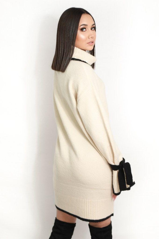 Yvonne Sweater Dress 3