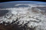 The Himalayas. Photo shared by Col. James Hadfield.