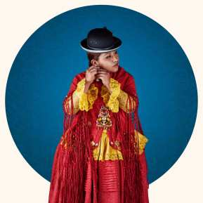 A Portrait Of a Cholita