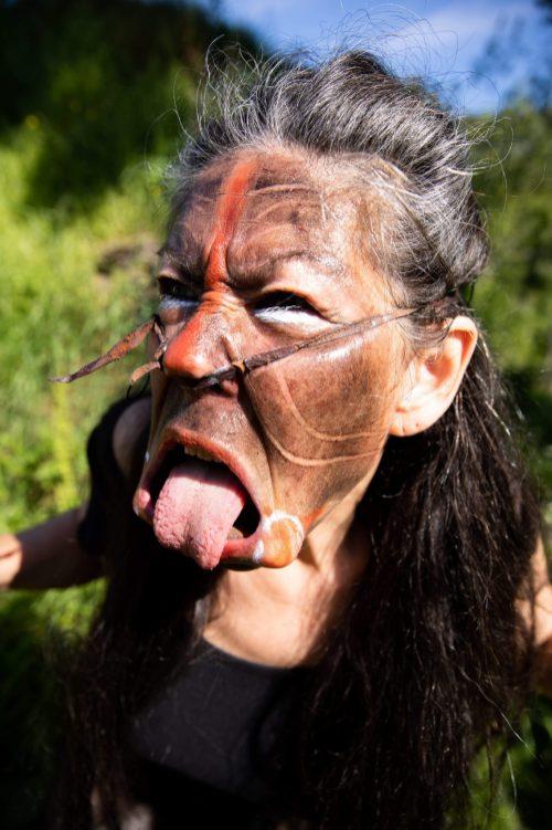 Greendlandic Maskdance Riddu Riddu Saami