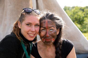 Greenlandic Maskdance Inuit Saami Riddu Riddu