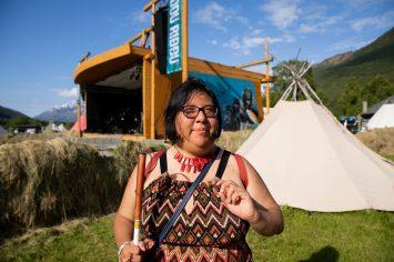 Indigenous Saami Riddu Riddu